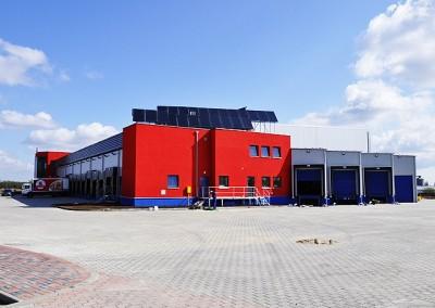 Pomorskie Centrum Mięsne w Pruszczu