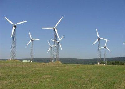 Konstrukcje masztów wież siłowni wiatrowych